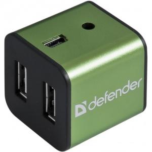 USB хаб Defender Quadro Iron