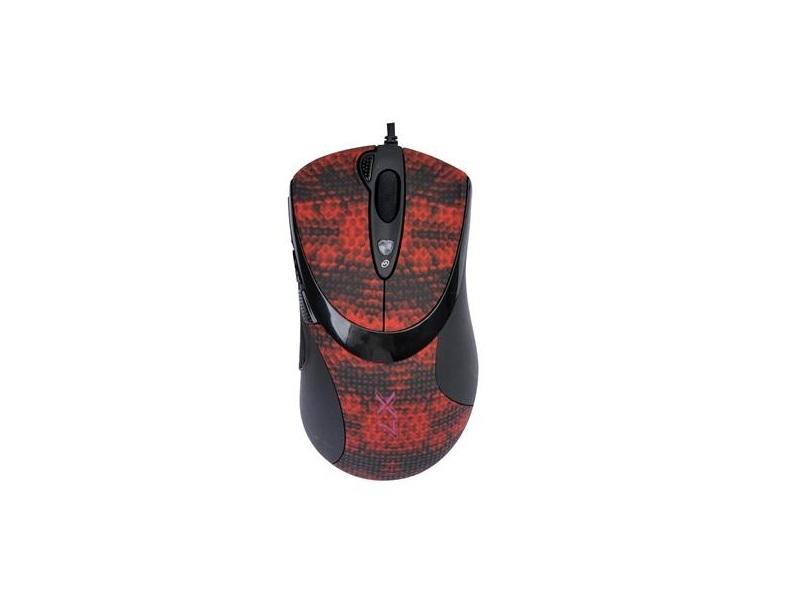 Мышь A4tech X7 F7 Black