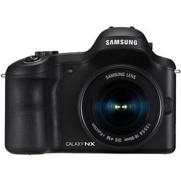 Цифровой фотоаппарат  Samsung EK-GN120 Black