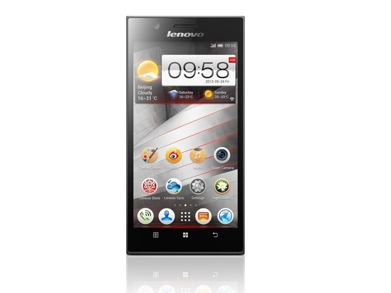 Смартфон Lenovo K900 Black