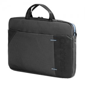 Сумка для ноутбука Continent CC-205GB Grey/Blue