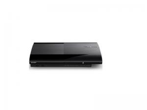 Игровая приставка Sony Playstation 3 SuperSlim Black +AssassIins Creed 4
