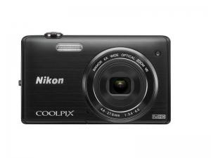 Цифровой фотоаппарат Nikon Coolpix S5200 Black+Чехол