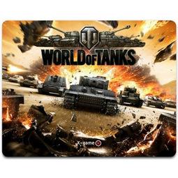 Коврик для мыши X-game World of Tanks V2.P