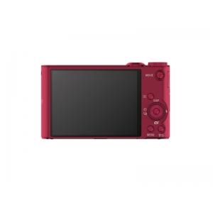 Цифровой фотоаппарат Sony DSC-WX300 Red