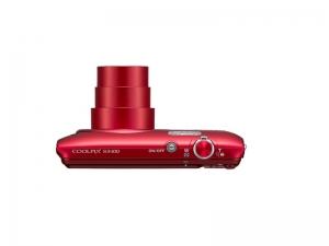 Цифровой фотоаппарат Nikon Coolpix S3400 Red