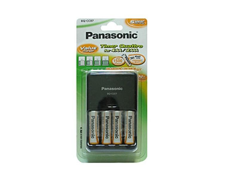Зарядное устройство Panasonic BQ-CC07E