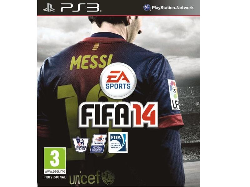 Видеоигра для консоли Fifa 14