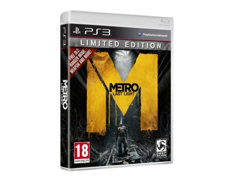 Видеоигра для консоли Metro 2033 Last LIght