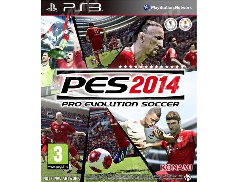 Видеоигра для консоли Pro Evolution Soccer 2014