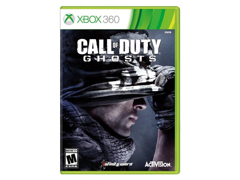Видеоигра для консоли Call Of Duty 10 Ghosts
