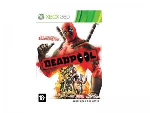 Видеоигра для консоли Deadpool