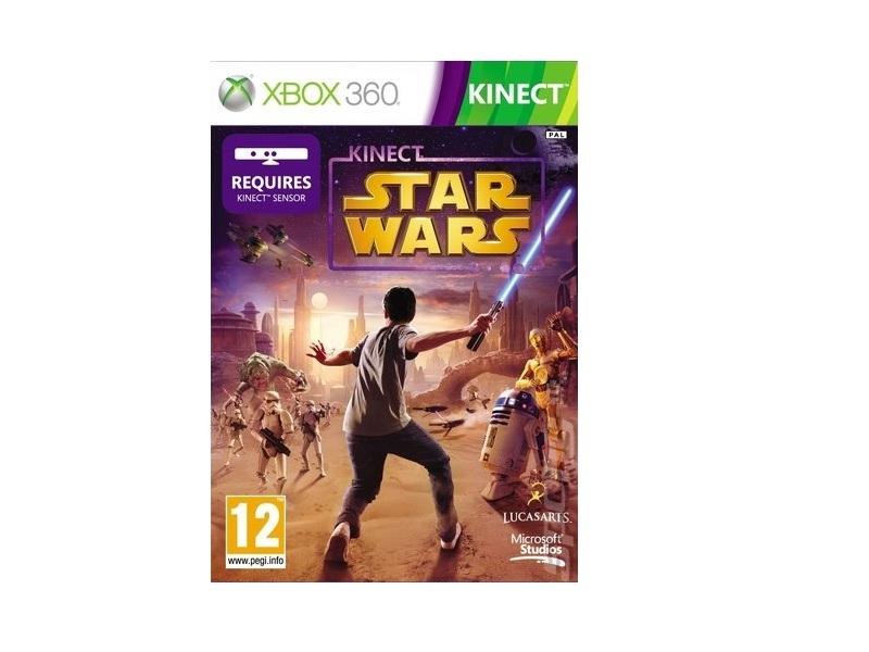 Видеоигра для консоли Kinect Star Wars