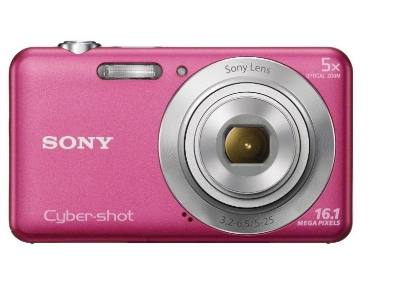 Цифровой фотоаппарат Sony DSC-W710 Pink