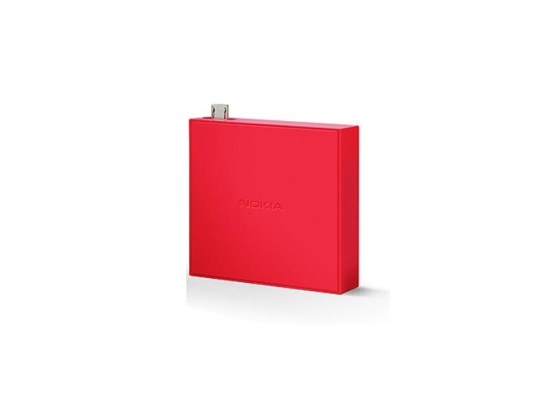 Зарядное устройство Nokia DC-18 Red