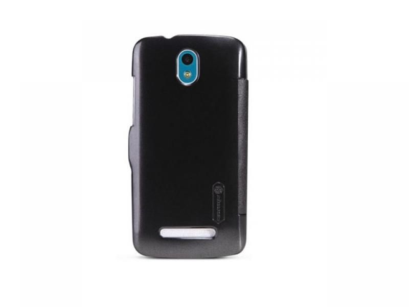 Чехол для мобильного телефона Nillkin Nlk-4004 Side Leather Case Black