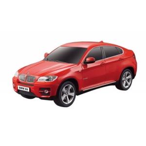 Радиоуправляемая игрушка Rastar BMW X6 Red