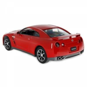 Радиоуправляемая игрушка Rastar Nissan GT-R (38200) Red