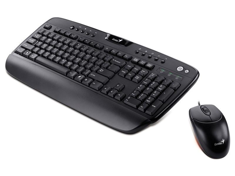 Клавиатура Genius KBC-220 Black