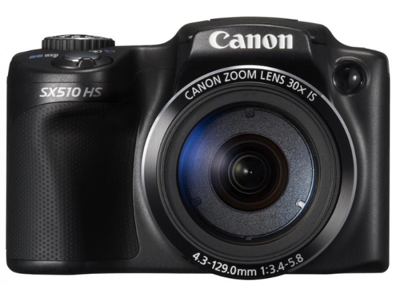 Цифровой фотоаппарат Canon PowerShot SX 510 HS Black