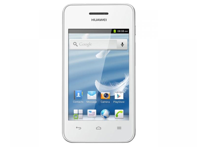 Смартфон Huawei Ascend Y220 White
