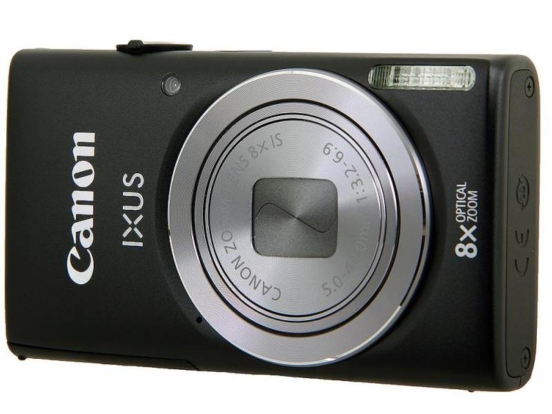 Цифровой фотоаппарат Canon Digital Ixus 135 Black