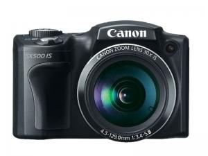Цифровой фотоаппарат Canon PowerShot Sx 500 IS Black