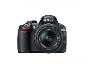 Зеркальный фотоаппарат Nikon D3100 + AF-S Dx 18-55 II Black
