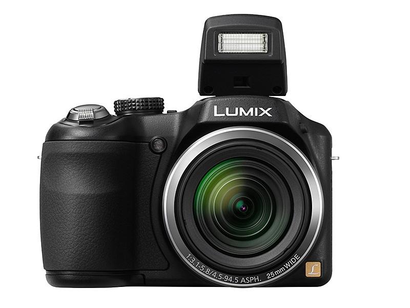 Цифровой фотоаппарат Panasonic Lumix DMC-LZ20EE-K Black