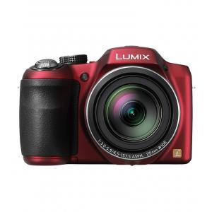 Цифровой фотоаппарат Panasonic Lumix DMC-LZ30 Red