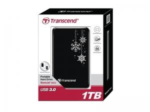 Внешний жесткий диск Transcend (TS1TSJ25A3K-RU)