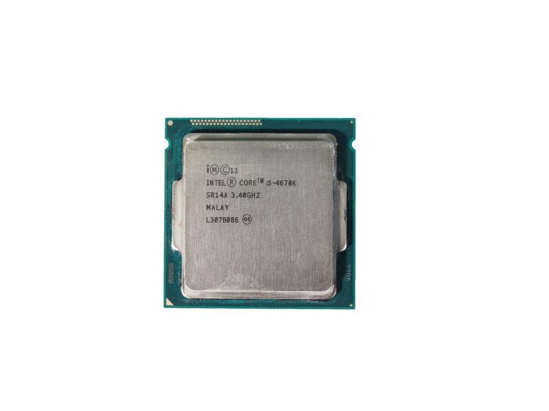 Процессор Intel Core i5-4670K