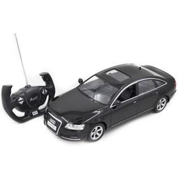 Радиоуправляемая игрушка Rastar Audi A6L 42100B Black