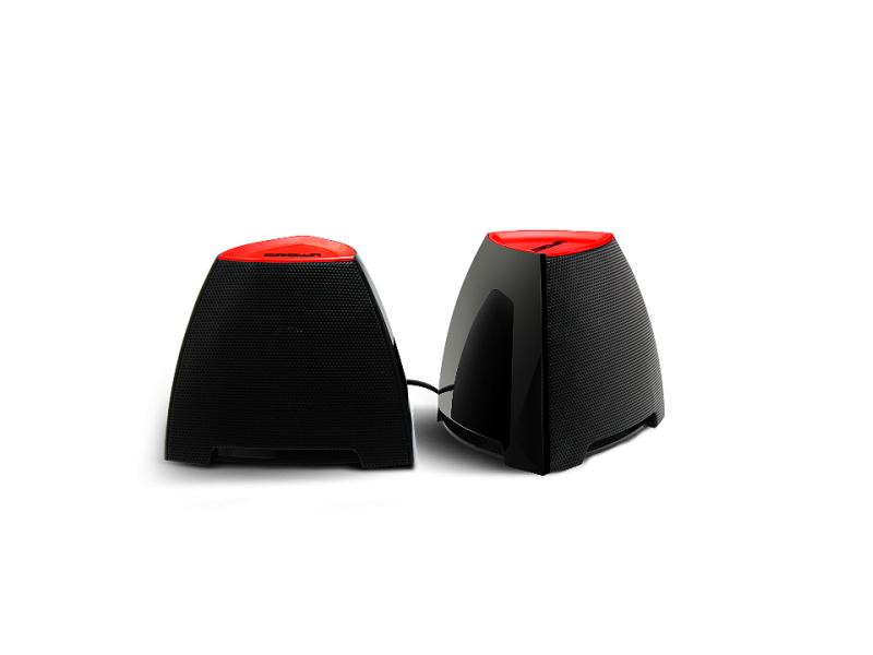 Звуковые колонки Crown CMS-278 Red