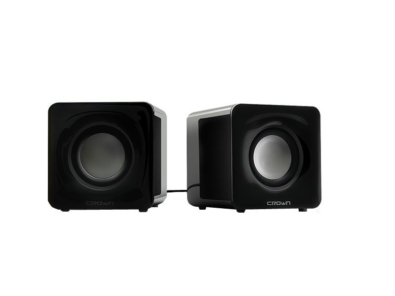 Звуковые колонки Crown CMS-277 Black