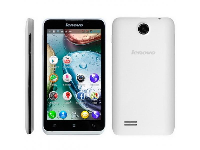 Смартфон Lenovo A590 White