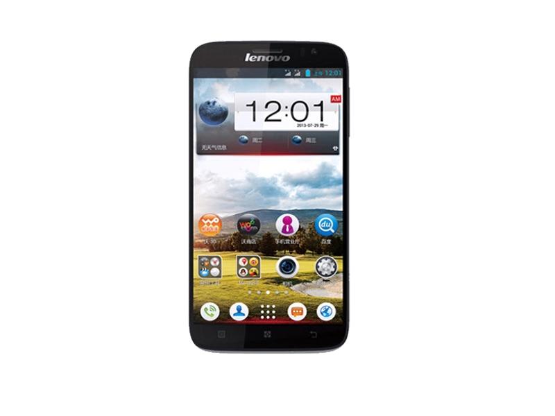 Смартфон Lenovo A850 Black