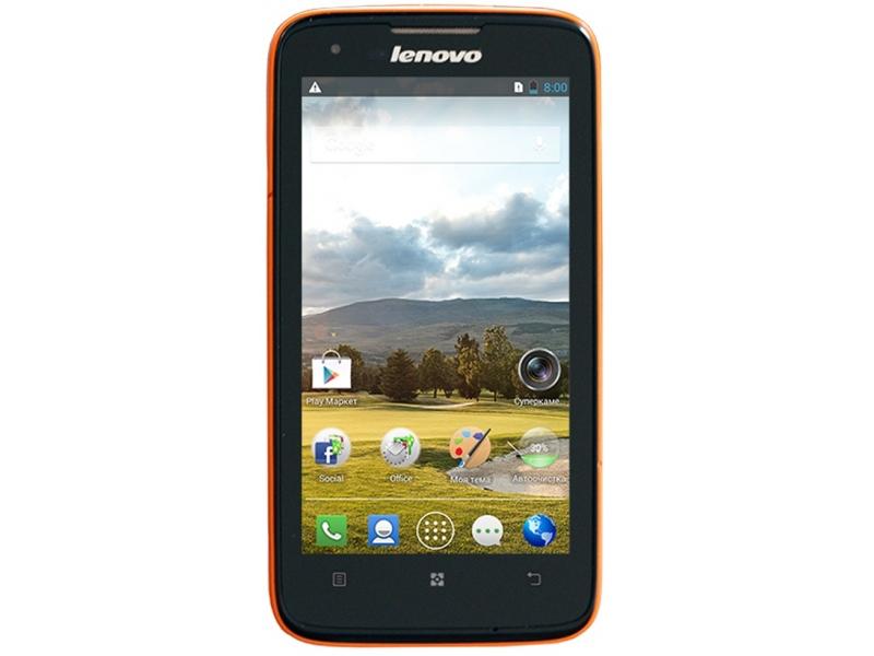 Смартфон Lenovo S750 Black
