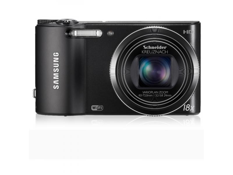Цифровой фотоаппарат Samsung EC-WB350 Black