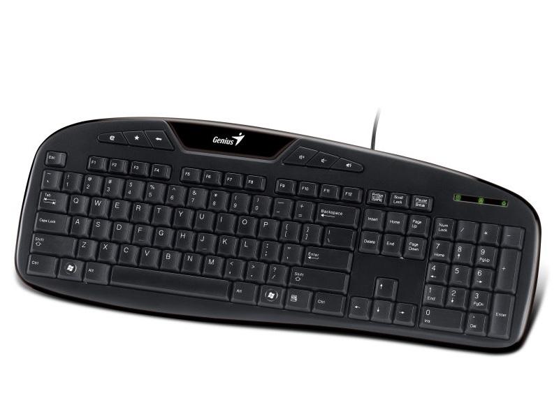 Клавиатура Genius KB-M205 Black (31310054110)