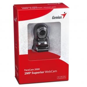WEB камера Genius Face Cam 2000 (32200007102)