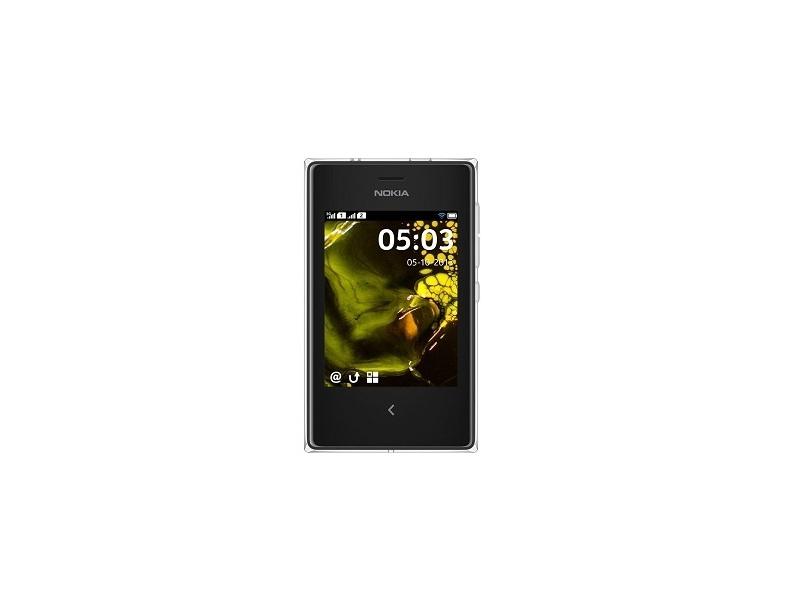Смартфон Nokia Asha 503 White