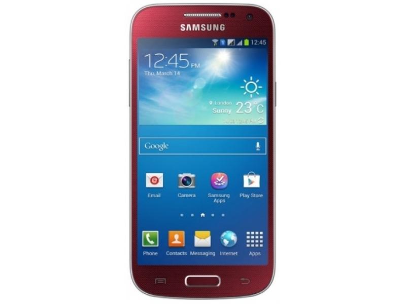 Смартфон Samsung Galaxy S IV MINI (GT-I9192ZRZSKZ) La Fleur