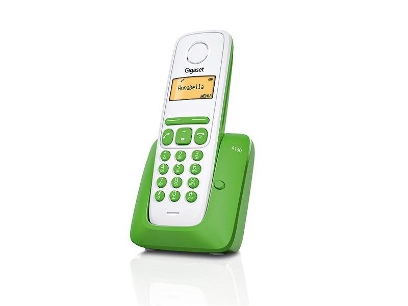 Радиотелефон Siemens Gigaset A130 Green