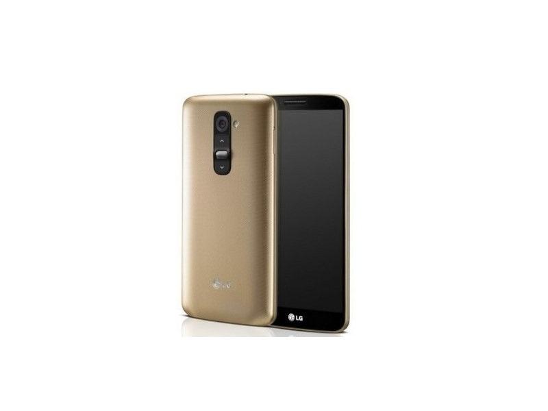 Смартфон LG Optimus G2 16GB D802 (A6KAKG) Gold