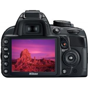 Зеркальный фотоаппарат Nikon D3100+18-105VR Black+16GB+Чехол