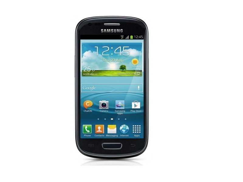 Смартфон Samsung Galaxy S III Mini (GT-I8200OKASKZ)