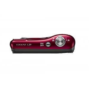 Цифровой фотоаппарат Nikon Coolpix L29 Red