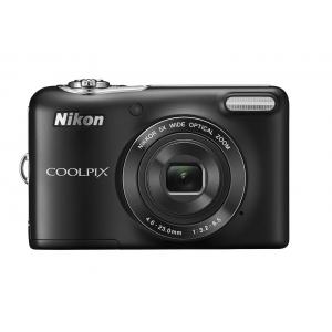 Цифровой фотоаппарат Nikon Coolpix L30 Black