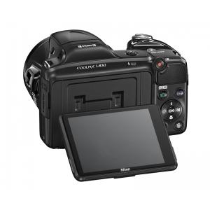 Цифровой фотоаппарат Nikon Coolpix L830 Black
